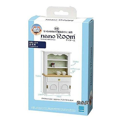《NanoRoom迷你家具》NRL-014櫥櫃