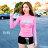 泳裝 比基尼 泳衣 運動顯瘦防曬長袖泳裝溫泉泳衣【SF8069X】 BOBI  11/24 0