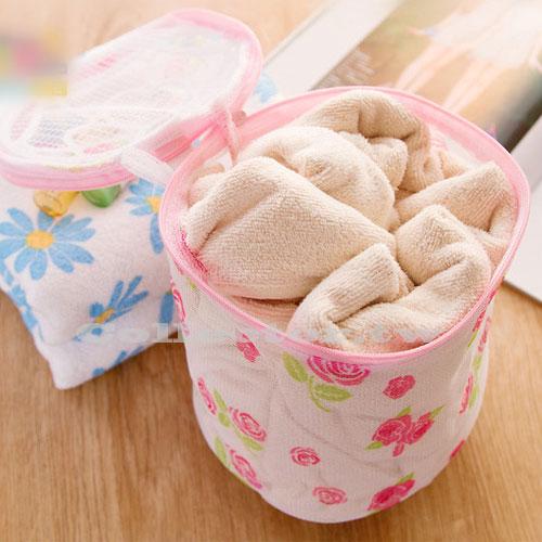 【F17041101】日式折疊式內衣專用洗衣袋 細網護洗袋 洗衣機內衣專用網袋 內衣清洗袋