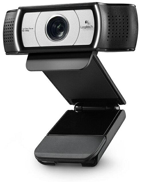 【美國代購-現貨】Logitech 羅技 Webcam C930e 1080p HD 視訊 攝影機