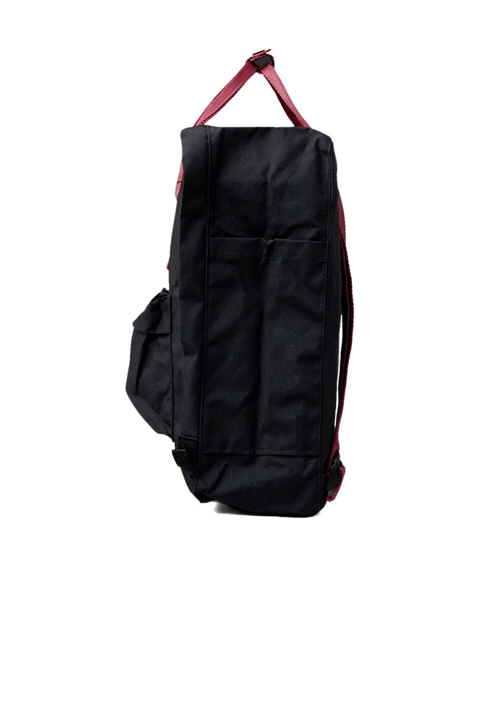 【Fjallraven Kanken 】K?nken Classic 550-326 Black & Ox Red 黑公牛紅 2