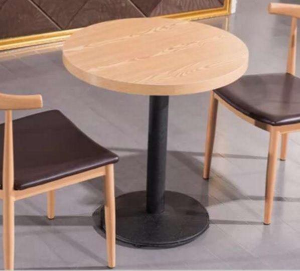《Chair Empire》咖啡桌 西餐小圓桌 西餐小方桌 轉角桌 簡餐桌 兩人小桌 餐桌 (圓/方)