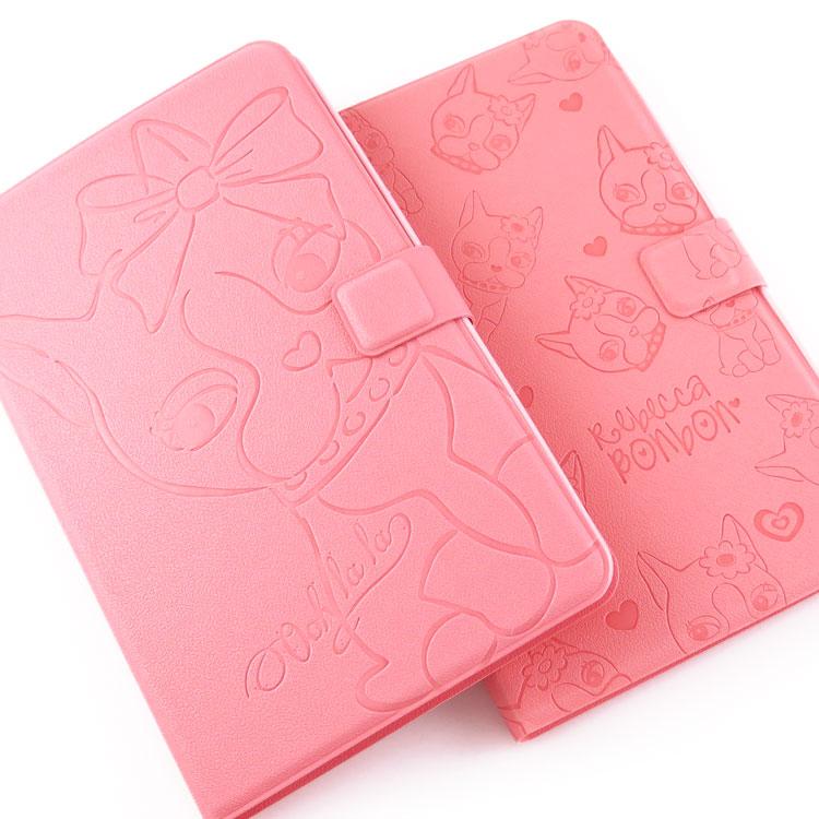 【Rebecca Bonbon】 TWM Amazing MyPad P6 LTE 壓紋可立式筆記本皮套