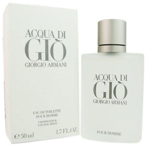 Giorgio Armani 'Acqua Di Gio' Men's 1.7-ounce Eau de Toilette Spray 1