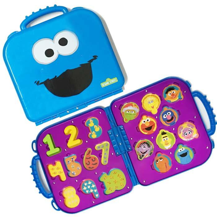 《★現貨在台★美國芝麻街美語Sesame Street》NUMBERS數字遊戲攜帶組 美國代購 平行輸入 溫媽媽