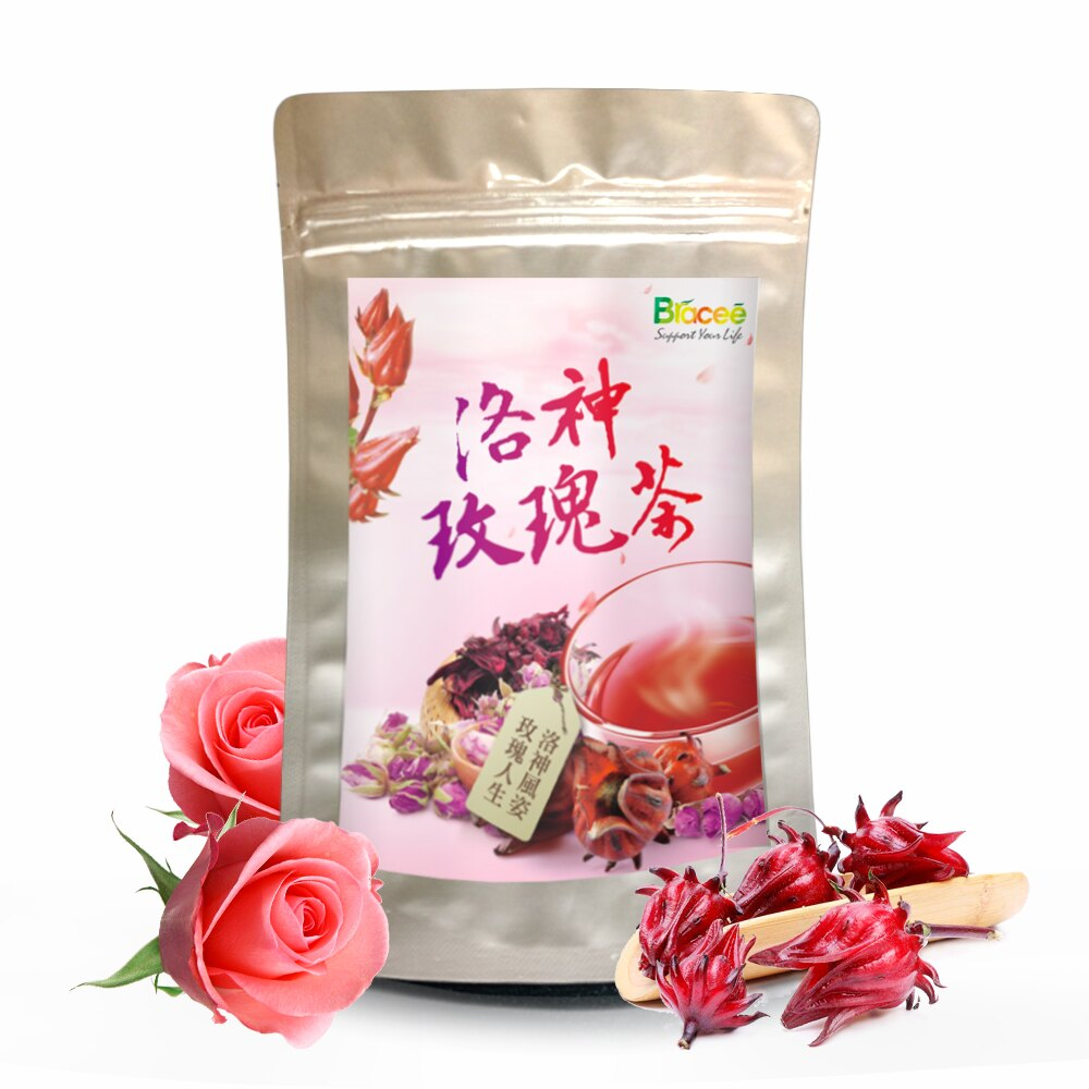 【比樂飛】洛神玫瑰茶 小包裝