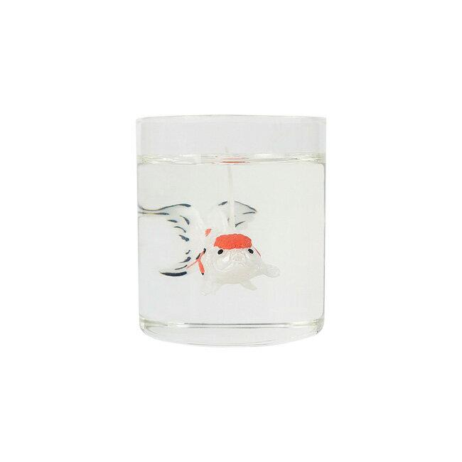 EYE Candle 額頭珍珠鱗金魚罐裝香氛蠟燭