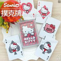 送小孩聖誕禮物到【新年限定】日光城。Hello Kitty撲克牌,遊戲牌poker桌遊卡片遊戲三麗鷗凱蒂貓紙牌 益智聖誕禮物