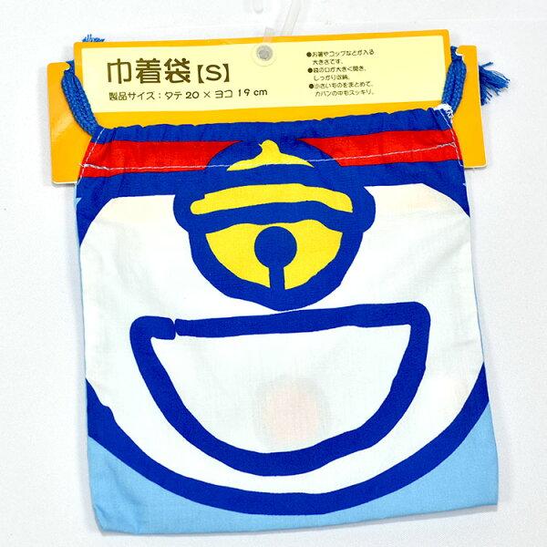 Doraemon哆啦A夢束口袋日本帶回正版商品