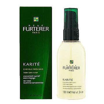 香水1986☆RENE FURTERER Karite 萊法耶 雪亞脂極緻修護乳 可麗蝶醒絲霜 100ml