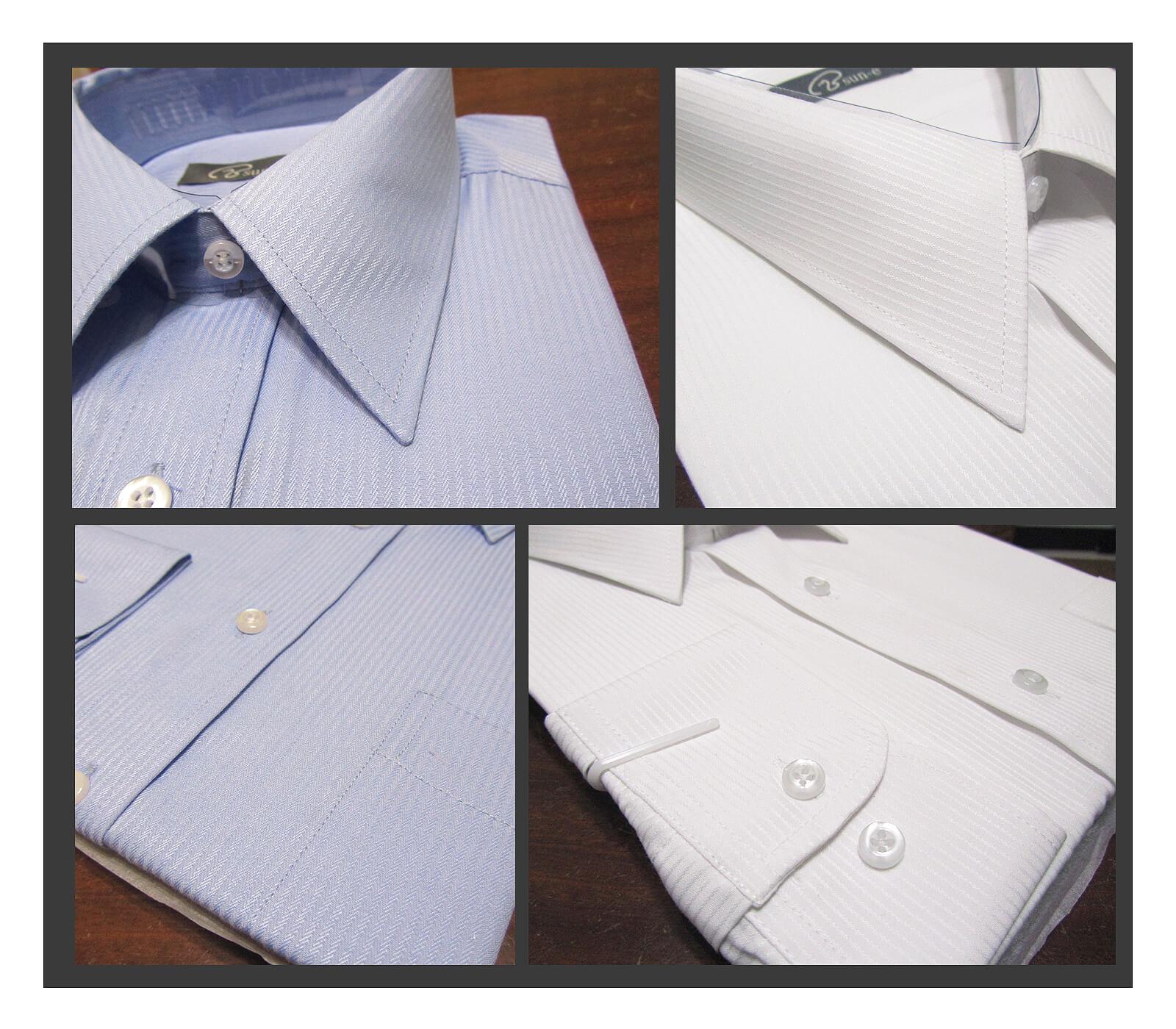 sun-e335特加大尺碼標準襯衫、上班族襯衫、商務襯衫、不皺免燙襯衫、正式場合襯衫、條紋襯衫、素面襯衫(短袖 / 長袖) 多顏色、樣式可供選擇 尺寸:19、20、21、22(英吋) 4