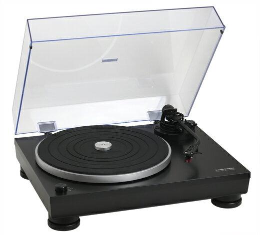 <br/><br/>  鐵三角 AT-LP5 直接驅動式黑膠唱盤 限量加贈無限融合樂團LP 一張<br/><br/>