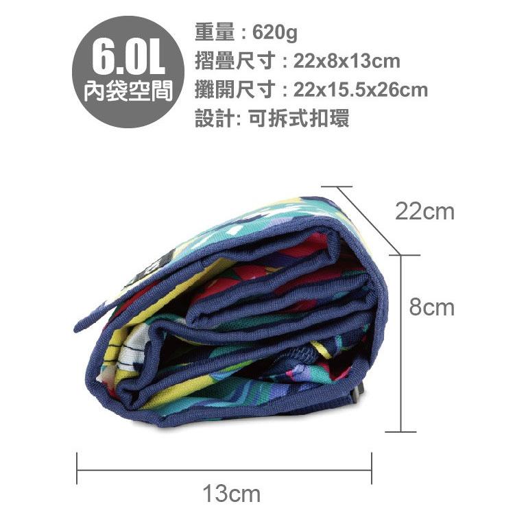(2020) 美國 PACKiT 冰酷 新多功能冷藏袋 (牛仔丹寧) 6.0L 保冷袋 保冰袋 母乳袋 行動式摺疊冰箱 6