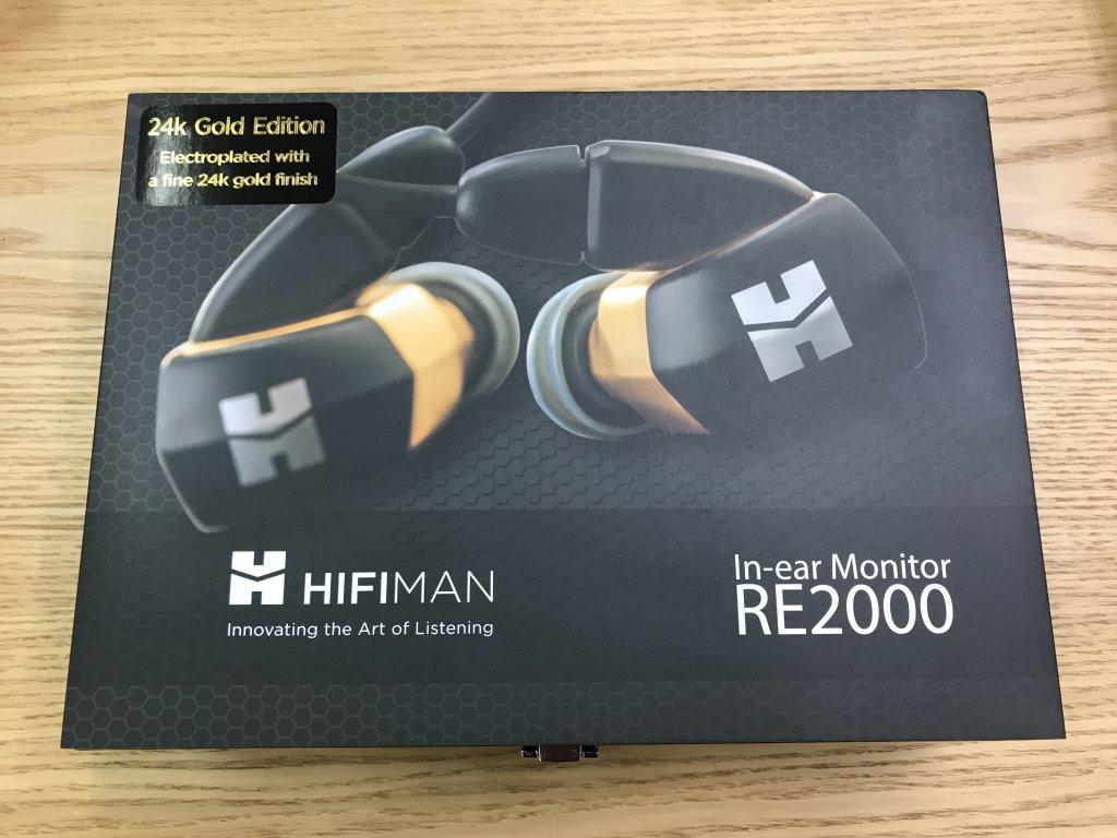 <br/><br/>  HiFiMan RE2000 旗艦耳道式耳機<br/><br/>
