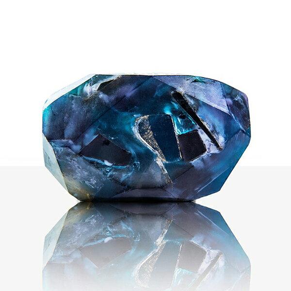 賽先生科學工廠 星際隕石皂-清新海洋(藍紫色)