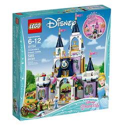 樂高積木 LEGO《 LT41154 》2018 年迪士尼公主系列 - Cinderella's Dream Castle 灰姑娘美夢城堡
