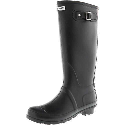 Exotic Identity Women's Original Tall Knee-High Rain Boot 3