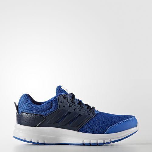 Adidas 慢跑鞋 GALAXY 3 K 女鞋 大童鞋 藍 深藍 白 輕量 緩震 【運動世界】 S79812