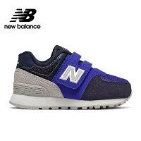 New Balance 美國慢跑鞋/跑步鞋推薦【New Balance】童鞋_中性_藍色_IV574JHS-W楦