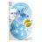 優生矽晶安撫奶嘴微笑新升級-標準S / L(藍)  『121婦嬰用品館』 1