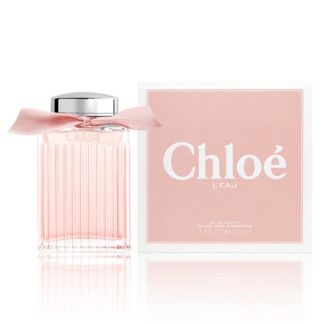 【Chloe】粉漾玫瑰女性淡香水100ml