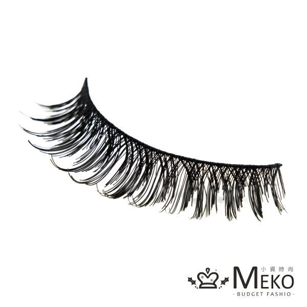 【MEKO】優質手工編織假睫毛#728