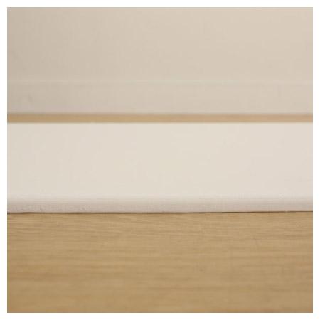 舒適快乾浴室踏墊 白色 40×55 NITORI宜得利家居 4
