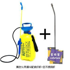 噴霧器 驚爆價5L升肩負可調節氣壓式農用8L小型噴霧器家用澆花噴水壺灑水T 2色