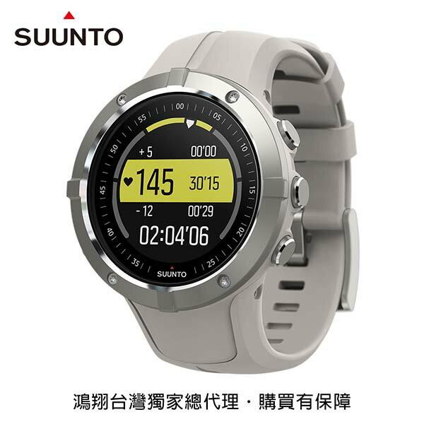 《台南悠活運動家》SUUNTOSpartanTrainerWristHRGPS運動腕錶砂岩色