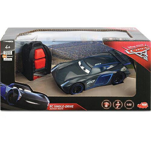 《 汽車總動員 Cars 》基礎版遙控暴風傑森