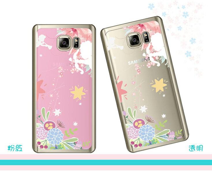 [Samsung] ✨ 邱比系列透明軟殼 ✨ 日本工藝超精細[Note3,Note4,Note5,S6,S6 Edge,S6 Edge+,S7,J7,A5,A7(2016版),A8,A9(2016版),E7] 1