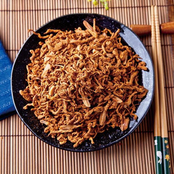[小豬農莊]卡滋杏仁酥脆肉鬆(無添加豆粉)-隨身包 3