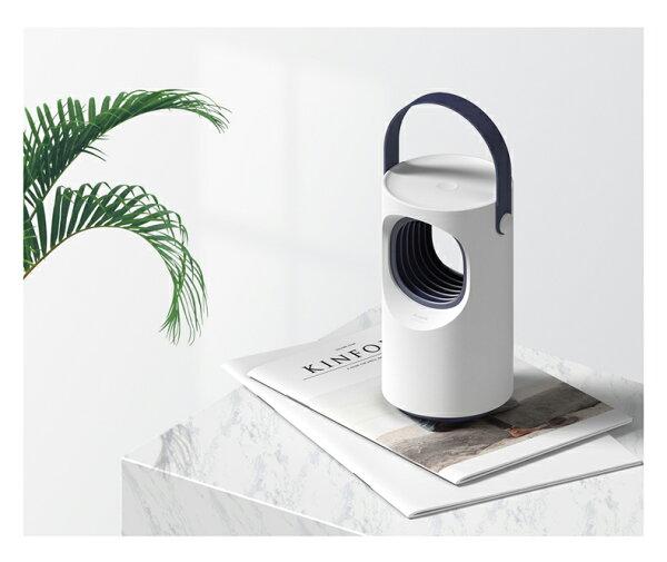 【PC-BOX】紫漩USB吸入式捕蚊燈滅蚊燈