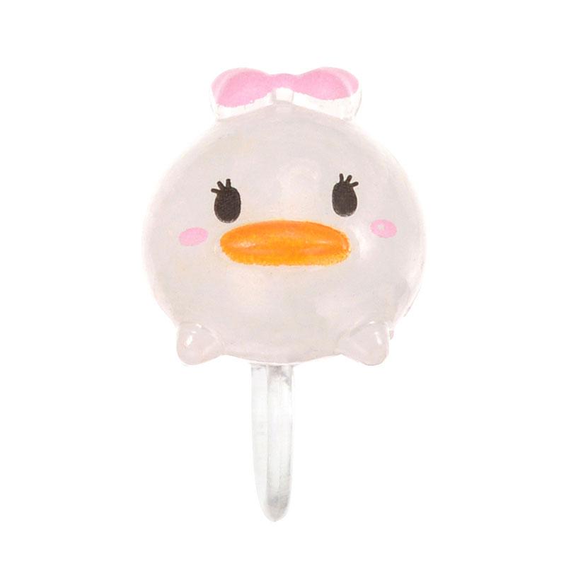 【真愛日本 16050300024專賣店限定tsum果凍耳環-黛西 迪士尼 Donald Duck 唐老鴨 預購