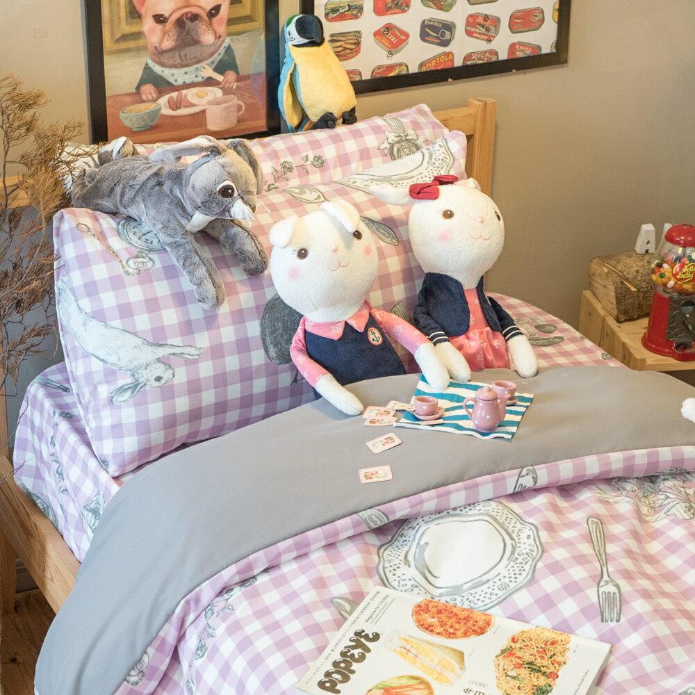 【人氣NO.1】女孩的野餐墊   單人 / 雙人熱賣組   舒適磨毛布 台灣製造 0