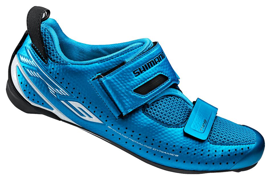【7號公園自行車】SHIMANO SH-TR9 菁英三鐵競賽車鞋