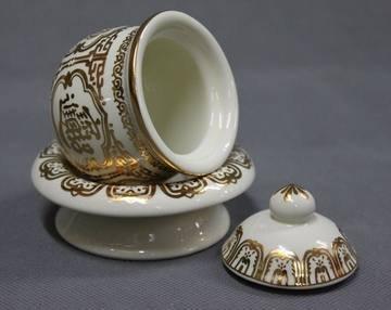 陶瓷水杯 大悲水杯 聖水杯 禮佛供奉必備佳品 招財進寶