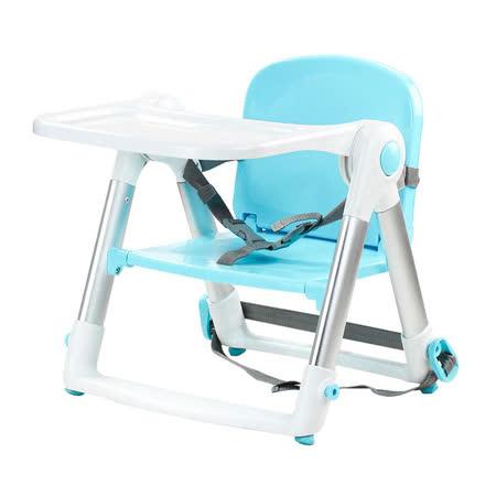 【限量送單杯架(1入) / 領券折200】英國 Apramo QTI Flippa 摺疊式兒童餐椅 附簡易提袋+Cushion坐墊  / 共六色 0