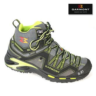 GARMONT GORE-TEX®中筒越野慢跑鞋9.81 TRAIL PRO MID 481133/214 中性款 /城市綠洲(登山鞋 戶外 爬山 Goretex 越野)