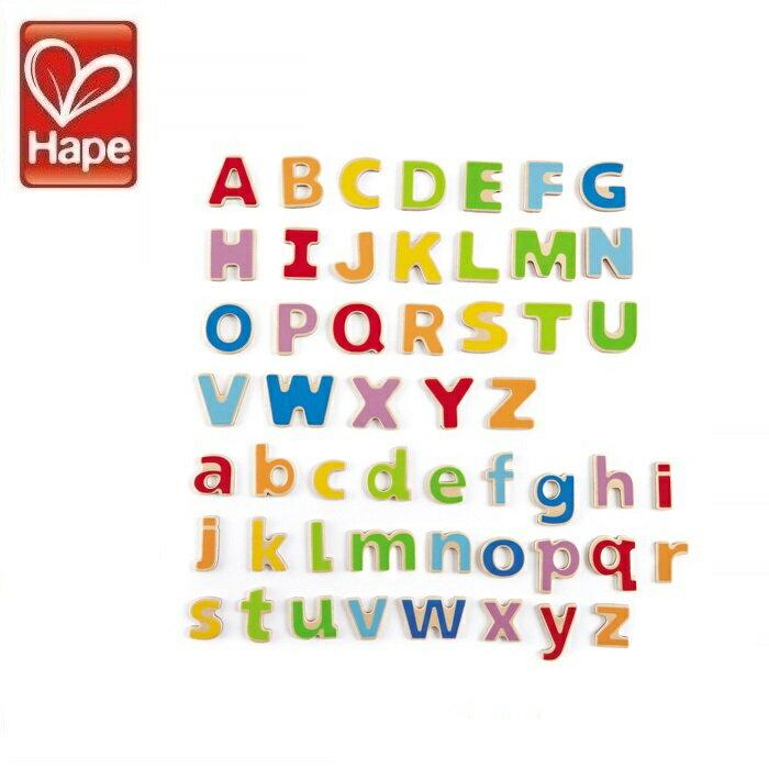 *美馨兒* 德國 Hape 愛傑卡- ABC磁鐵字母 719元