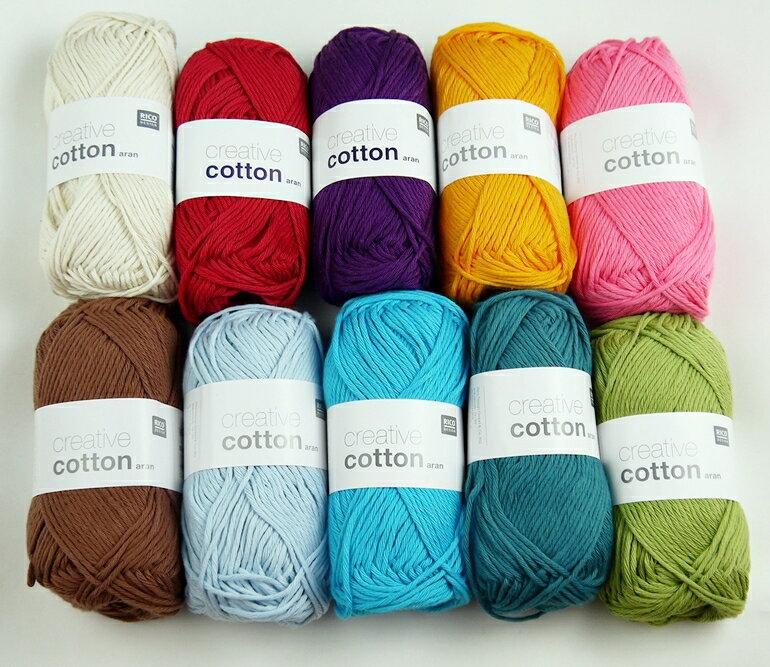 創意彩棉 ~ 多樣色彩選擇最適合編織家飾與玩偶