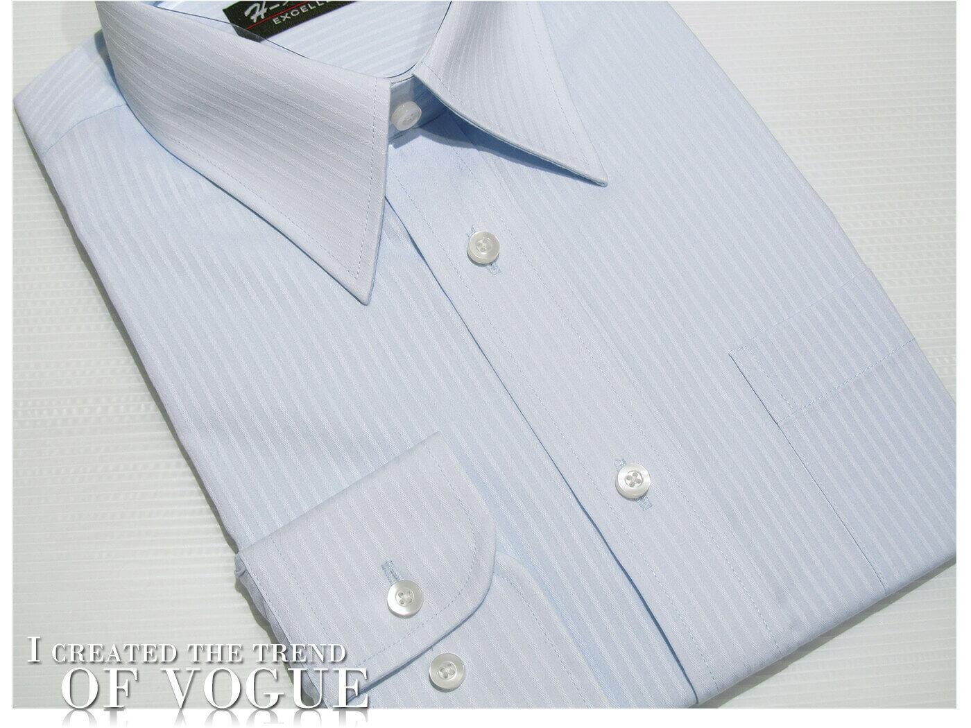 腰身剪裁正式襯衫 直條紋襯衫 舒適標準襯衫 面試襯衫 上班族襯衫 商務襯衫 長袖襯衫 不皺免燙襯衫 (322-3794)淺藍直條紋、(322-3795)淺灰直條紋 領圍:15~18英吋 [實體店面保障] sun-e322 3