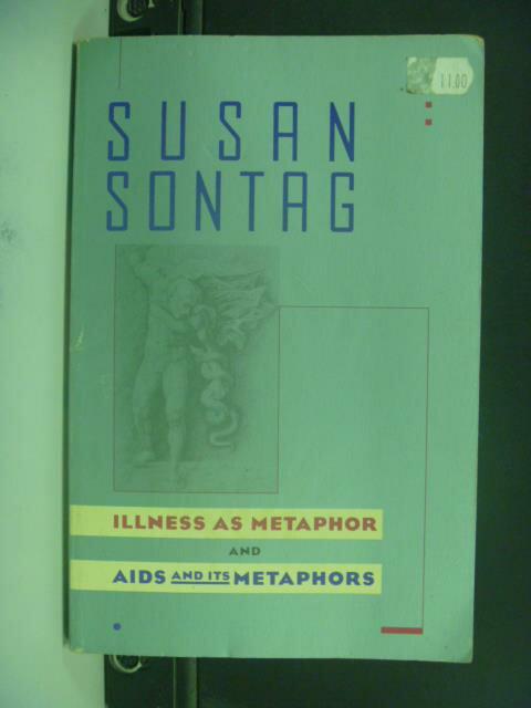 ~書寶 書T6/大學理工醫_OGV~Illness as Metaphor and AID