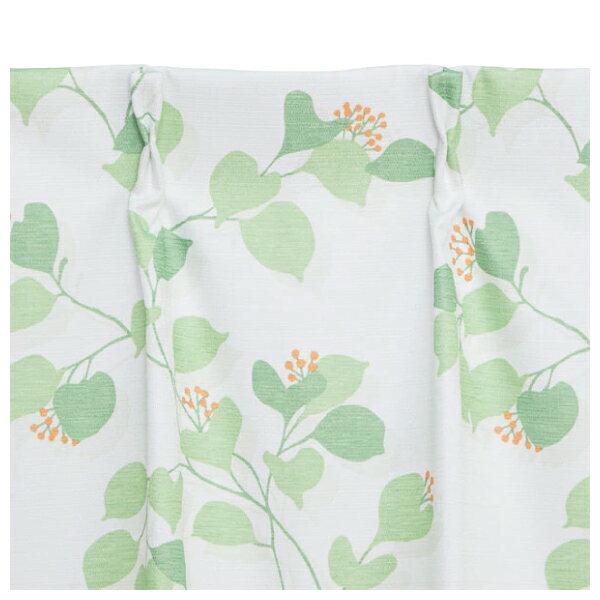 窗簾 FOGLIA YGR 100×200×1 NITORI宜得利家居 4