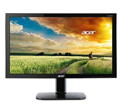 Acer 宏碁 KA240HQ 不閃頻濾藍光液晶23.6吋顯示器