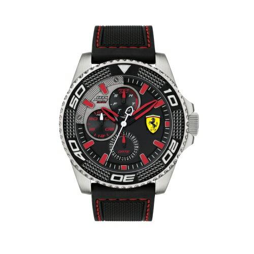 FERRARI奔馳計時橡膠時尚腕錶0830467