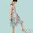 【Milida,全店七折免運】-夏季商品-無袖款-長版百摺洋裝 7