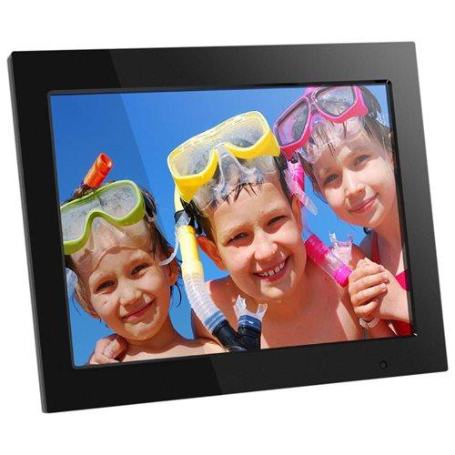 Aluratek 15 inch Digital Photo Frame with 256MB Built-in Memory 0