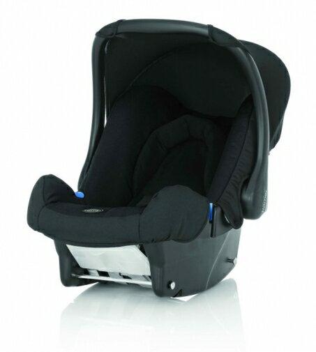 【淘氣寶寶】英國原裝進口Britax - BABY-SAFE plus SHR II 旗艦提籃型汽車安全座椅(汽座) 【英國皇室御用品牌】