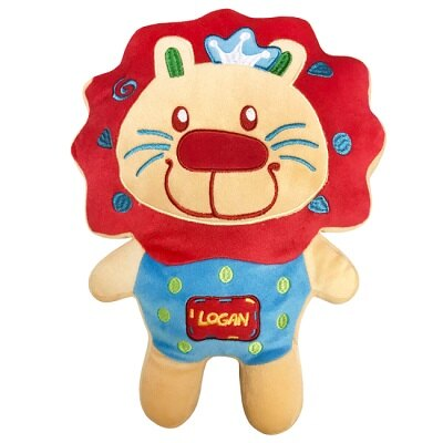 Lucky Baby 抱枕-獅子